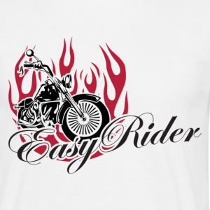 Easy Rider - T-skjorte for menn