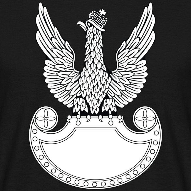 Orzeł wojskowy II RP