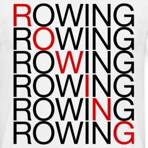 Rowing x7 - Rowing T-Shirt - Men's T-Shirt