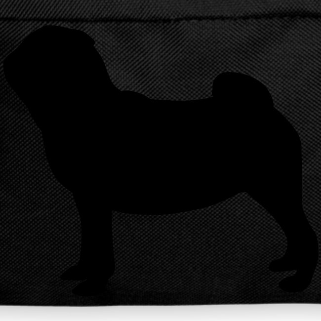 Pug Luv x Pug Bag