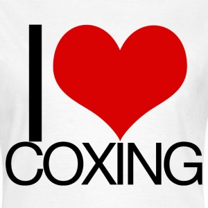 I Love Coxing - Women's Rowing T-Shirt - Women's T-Shirt