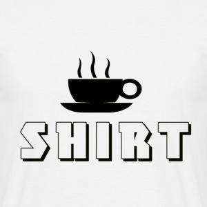 tea shirt T-Shirts - Men's T-Shirt