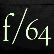 Motif ~ Sac à dos f/64 phosphorescent/noir