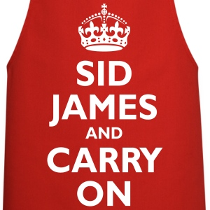 Sid James tribute apron - Cooking Apron