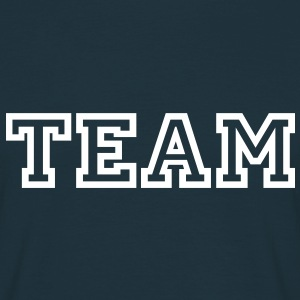 Team T-Shirts - Mannen T-shirt