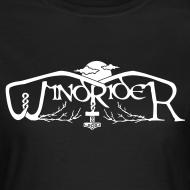 Design ~ Windrider Logo - Girlie T Shirt