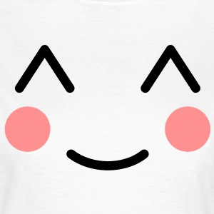 Smiley Sourire Tee shirts - T-shirt Femme