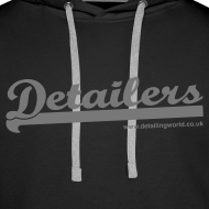 Design ~ Detailing World 'Detailers' Hooded Fleece Top.