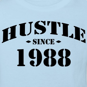 hustle since - Kinder Bio-T-Shirt
