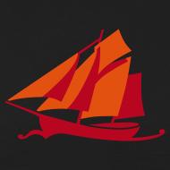 Motiv ~ Zeesboot ohne Schriftzug
