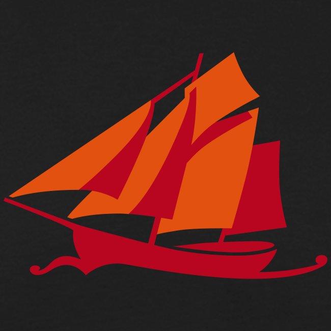 Zeesboot ohne Schriftzug
