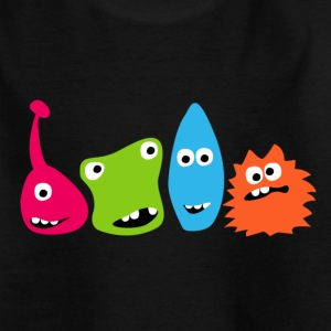 Monsterparty Kinder Monster T-Shirts - Teenager T-Shirt