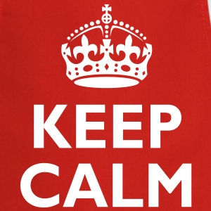 keep_calm  Aprons - Cooking Apron