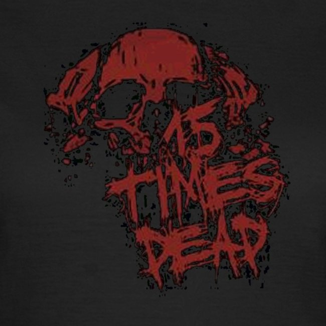 Ladies All Red 15 Times Dead logo