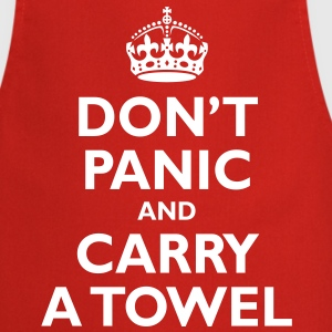 keep_calm_hgttg  Aprons - Cooking Apron