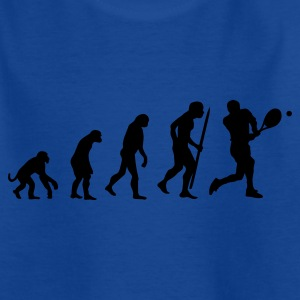 Evolution Tennis Kinder T-Shirts - Teenager T-Shirt