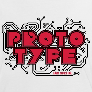 Prototype - I am Special 2c T-Shirts - Frauen Kontrast-T-Shirt