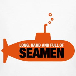 Full Of Seamen 1 (dd)++ T-Shirts - Men's Organic T-shirt