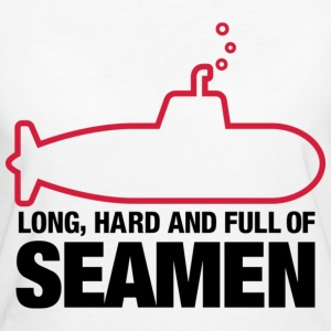 Full Of Seamen 2 (dd)++ T-shirts - Organic damer