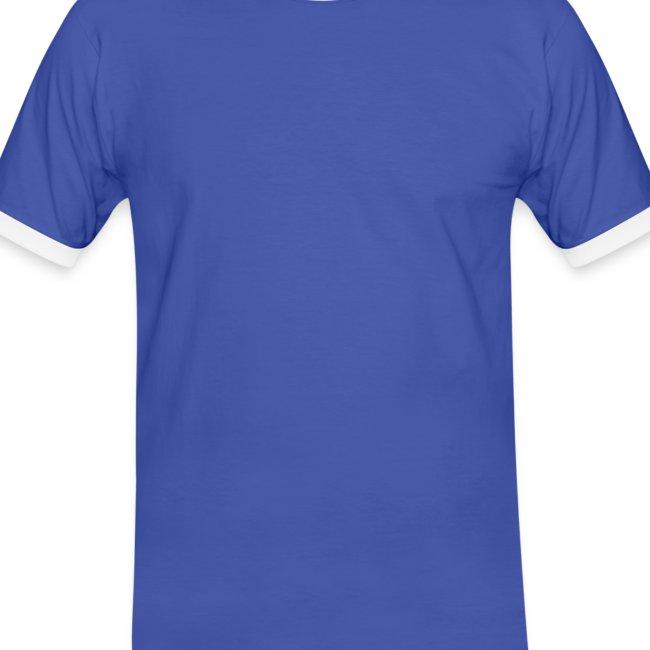 Kontrast-Shirt
