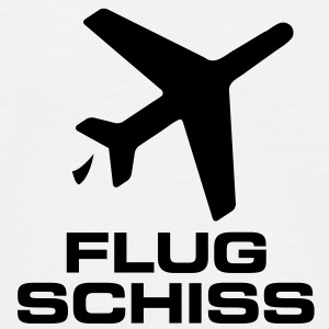airplain shit - Männer T-Shirt