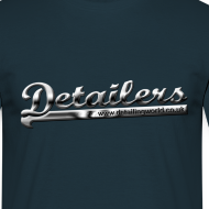 Design ~ Detailing World 'Detailers' Chrome Edition T-Shirt