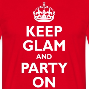 keep_glam T-Shirts - Men's T-Shirt