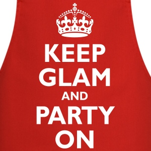 keep_glam  Aprons - Cooking Apron