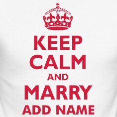 keep_calm_and_marry_2 Long sleeve shirts