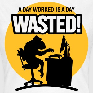 Wasted 1 (2c)++ T-Shirts - Frauen T-Shirt