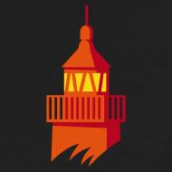 Motiv ~ Leuchtturm - mini, ohne Schriftzug