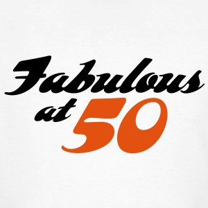 Fabulous At 50 (2c) T-Shirts - Men's Organic T-shirt