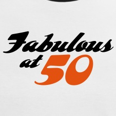 Fabulous At 50 (2c) T-Shirts