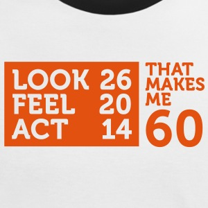 Look Feel Act 60 2 (1c)++ T-Shirts - Women's Ringer T-Shirt