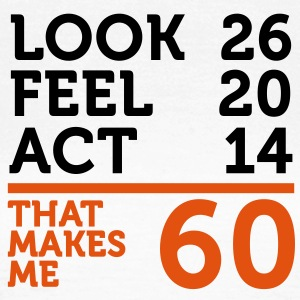Look Feel Act 60 (2c)++ T-shirts - T-shirt dam