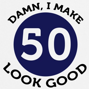 I Make 50 Look Good (2c)++ Delantales - Delantal de cocina