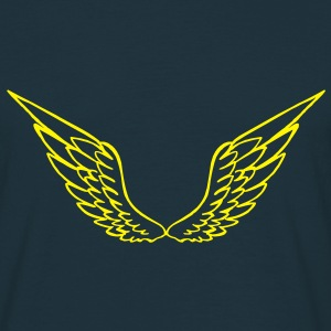 Les ailes Tee shirts - T-shirt Homme