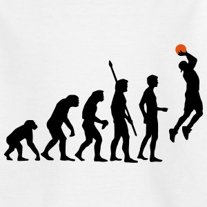 evolution_basketball_b_2c Tee shirts Enfants - T-shirt Ado