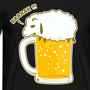 MOUTON BIERE Tee shirts - Tee shirt Homme