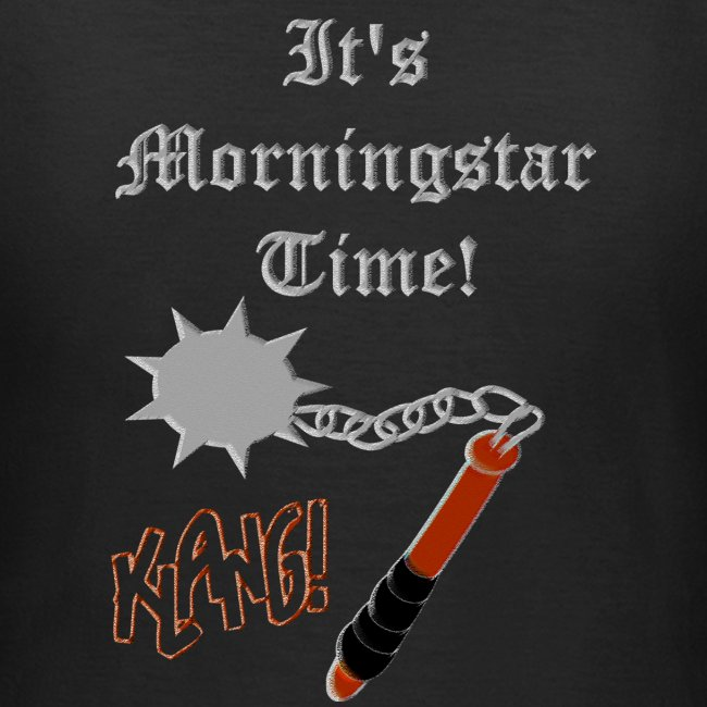 It's Morningstar Time! Goedemorgen! Klang