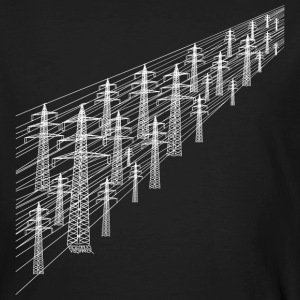 Steeling Trees  - Männer Bio-T-Shirt
