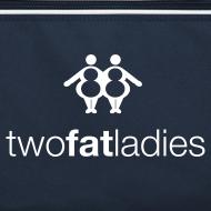 Design ~ TWO FAT LADIES RETRO BAG