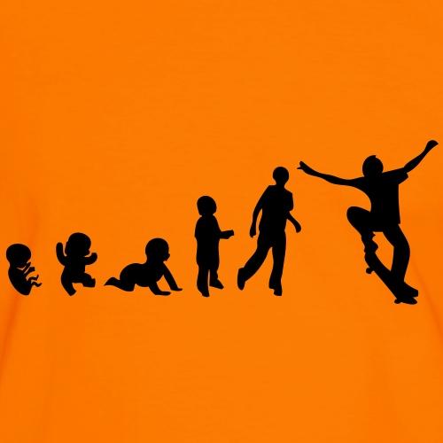 evolution_homme_human_sport_skateboard
