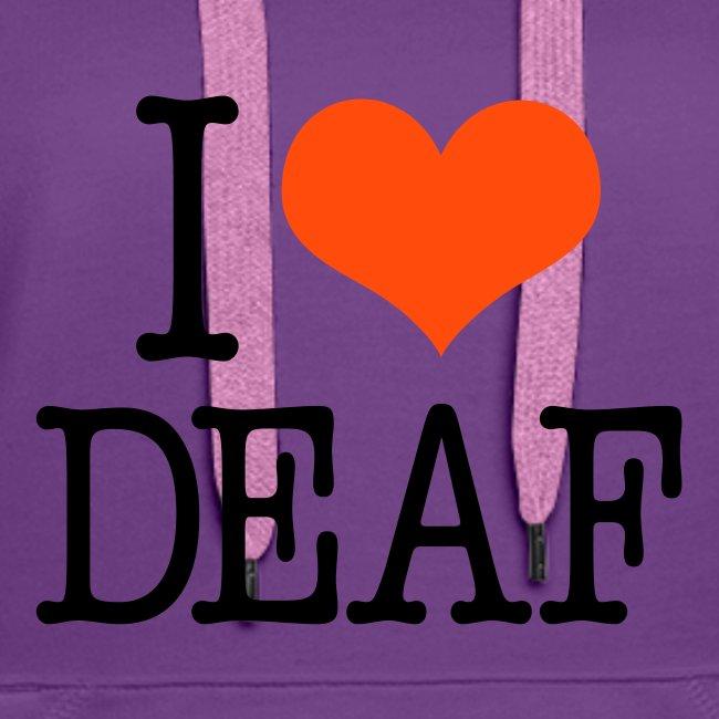 Ich liebe Deaf