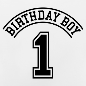 Birthday Boy 1 Baby T-Shirts - Baby T-Shirt