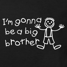 I'm gone be a big brother T-Shirts