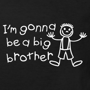 I'm gone be a big brother T-Shirts - Kinder Bio-T-Shirt