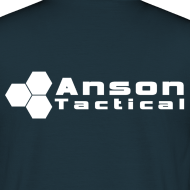 Design ~ Anson Tactical T-Shirt Navy