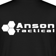 Design ~ Anson Tactical T-Shirt Black