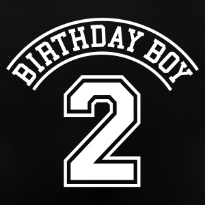 Birthday Boy 2 Baby T-Shirts - Baby T-Shirt